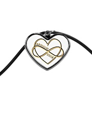 Available for a short time only Cord Heart Necklace thumbnail