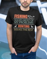 Angler Fish Fishing and Hunting Family Campi Classic T-Shirt apparel-classic-tshirt-lifestyle-front-45