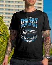 Available for a short time only Classic T-Shirt lifestyle-mens-crewneck-front-8