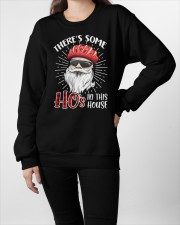 There's Some Ho's In This House v2 Crewneck Sweatshirt apparel-crewneck-sweatshirt-lifestyle-front-09