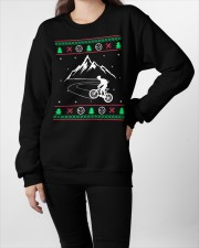 Xmas - MTB v1 Crewneck Sweatshirt apparel-crewneck-sweatshirt-lifestyle-front-09