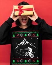 Xmas - MTB v1 Crewneck Sweatshirt apparel-crewneck-sweatshirt-lifestyle-front-18