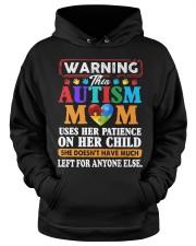 Autism Mom Hooded Sweatshirt apparel-hooded-sweatshirt-lifestyle-front-34