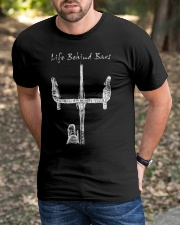 Life Behind Bars Classic T-Shirt apparel-classic-tshirt-lifestyle-front-52