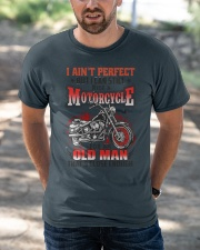 Still Ride A Motorcycle Classic T-Shirt apparel-classic-tshirt-lifestyle-front-50