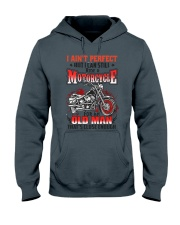 Still Ride A Motorcycle Hooded Sweatshirt thumbnail