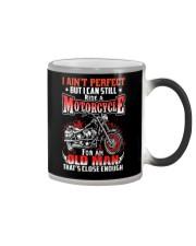 Still Ride A Motorcycle Color Changing Mug thumbnail