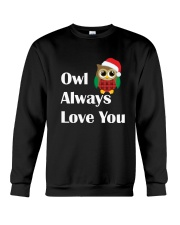 Owl always love you Crewneck Sweatshirt thumbnail