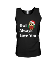 Owl always love you Unisex Tank thumbnail