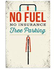No Fuel-No Insurance 11x17 Poster front