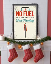 No Fuel-No Insurance 11x17 Poster lifestyle-holiday-poster-4