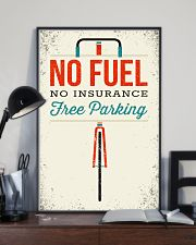 No Fuel-No Insurance 11x17 Poster lifestyle-poster-2