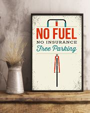 No Fuel-No Insurance 11x17 Poster lifestyle-poster-3