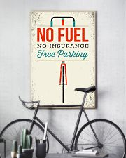 No Fuel-No Insurance 11x17 Poster lifestyle-poster-7