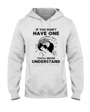 If you don't have one you'll never undertand Hooded Sweatshirt thumbnail