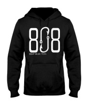 808 Fishing Hook Hawaii T-Shirt Hooded Sweatshirt thumbnail
