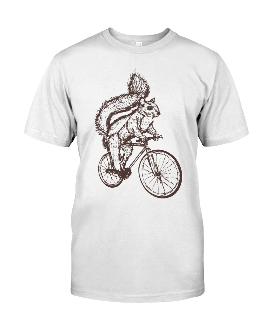 Squirrel Biking Classic T-Shirt