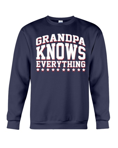 Grandpa knows everythings