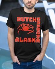 Alaska crab legs Alaska crab fishing crabs d Classic T-Shirt apparel-classic-tshirt-lifestyle-front-45