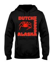 Alaska crab legs Alaska crab fishing crabs d Hooded Sweatshirt thumbnail