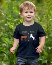 Your Grandma My Grandma Horse Unicorn Youth T-Shirt lifestyle-youth-tshirt-front-3