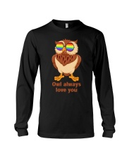 Owl always love you Long Sleeve Tee thumbnail