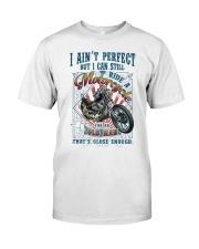 Still Ride A Motorcycle Premium Fit Mens Tee thumbnail