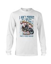 Still Ride A Motorcycle Long Sleeve Tee thumbnail