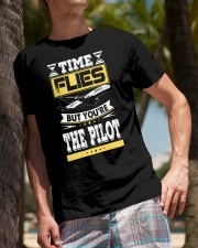 Available for a short time only Classic T-Shirt lifestyle-mens-crewneck-front-10
