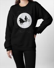 New Santa's Sleigh v2 Crewneck Sweatshirt apparel-crewneck-sweatshirt-lifestyle-front-09