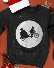 New Santa's Sleigh v2 Crewneck Sweatshirt apparel-crewneck-sweatshirt-lifestyle-front-20