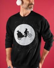 New Santa's Sleigh v2 Crewneck Sweatshirt apparel-crewneck-sweatshirt-lifestyle-front-32