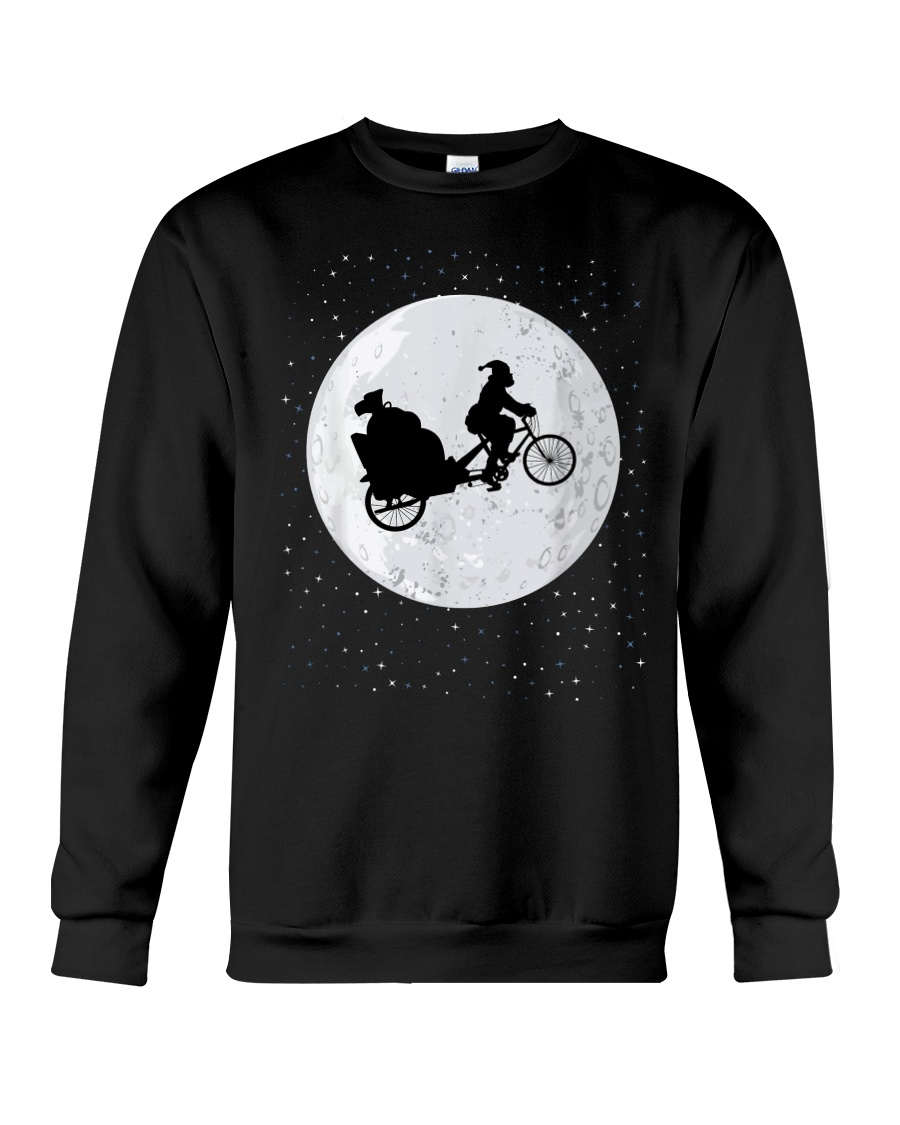 New Santa's Sleigh v2 Crewneck Sweatshirt