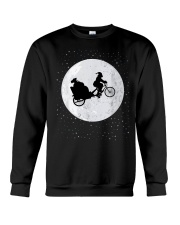 New Santa's Sleigh v2 Crewneck Sweatshirt front