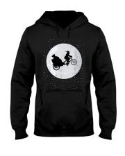 New Santa's Sleigh v2 Hooded Sweatshirt thumbnail