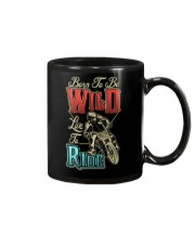 Born To Be Wild Live To Ride Mug thumbnail