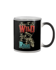 Born To Be Wild Live To Ride Color Changing Mug thumbnail
