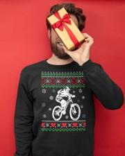 Xmas - MTB v3 Crewneck Sweatshirt apparel-crewneck-sweatshirt-lifestyle-front-23
