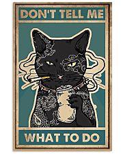 cat poster 11x17 Poster thumbnail