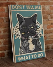 cat poster 20x30 Gallery Wrapped Canvas Prints aos-canvas-pgw-20x30-lifestyle-front-09