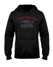 Amity Island Bait and Tackle Retro Fishing T Hooded Sweatshirt thumbnail