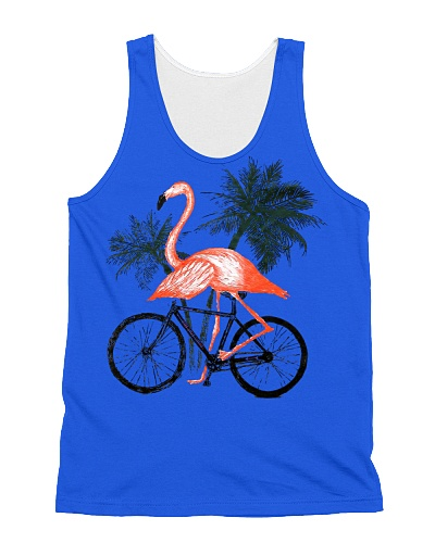 Flamingo Drive a bike