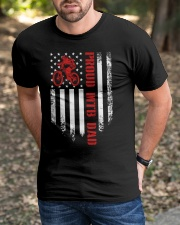 Proud MTB Dad Classic T-Shirt apparel-classic-tshirt-lifestyle-front-52