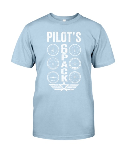 Pilot's 6 Packs