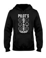 Pilot's 6 Packs Hooded Sweatshirt thumbnail