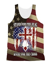 Stand for the Flag All-over Unisex Tank thumbnail