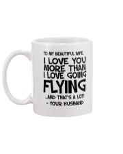 To my beautiful wife Mug Mug back