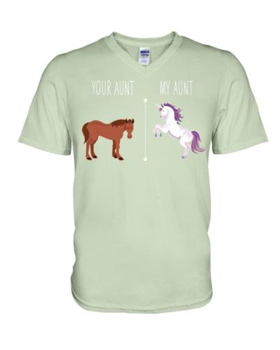 Your Aunt My Aunt Horse Unicorn