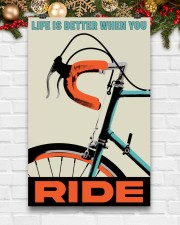 Life Is Better When You Ride 11x17 Poster aos-poster-portrait-11x17-lifestyle-23