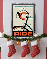 Life Is Better When You Ride 11x17 Poster lifestyle-holiday-poster-4